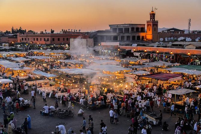 Casablanca To Marrakech Private Exotic Day Trip With Camel Ride