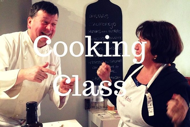 Taller de clases de cocina vasca