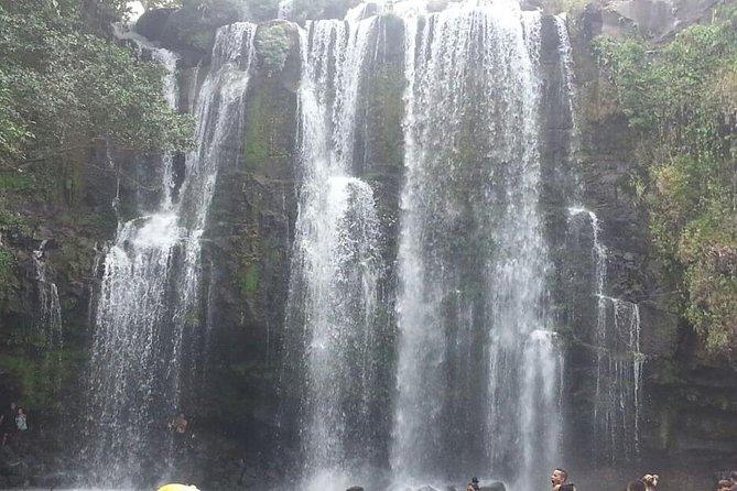 Waterfall Swimming At Llanos Del Cortes & Pumas Rescue Center