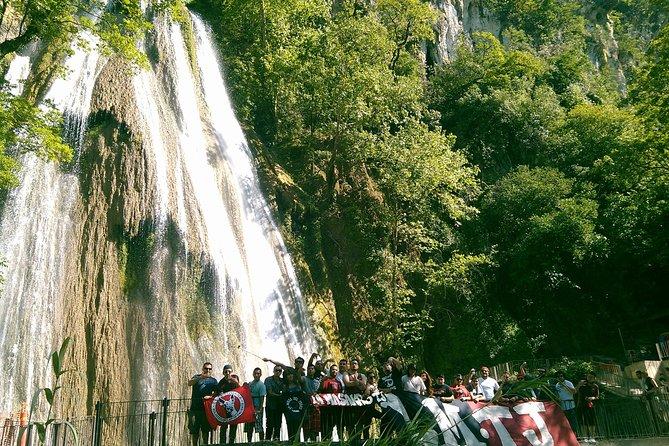 Horsetail Falls Park Tour