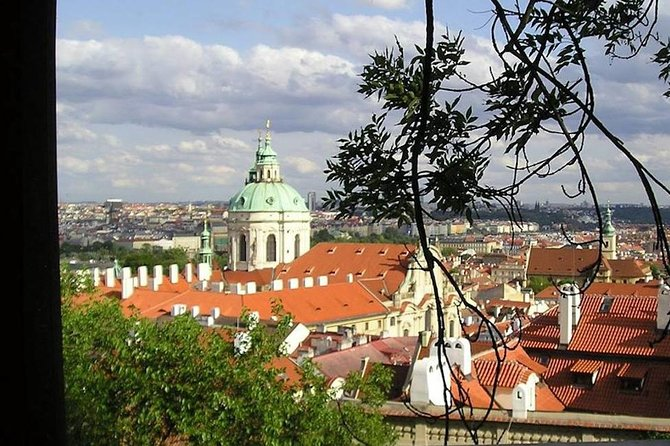 Your own guide for Prague Coronation Route Tour