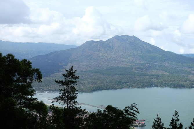 Full-Day Mount Batur Sunrise Trek with White Water Rafting Experience