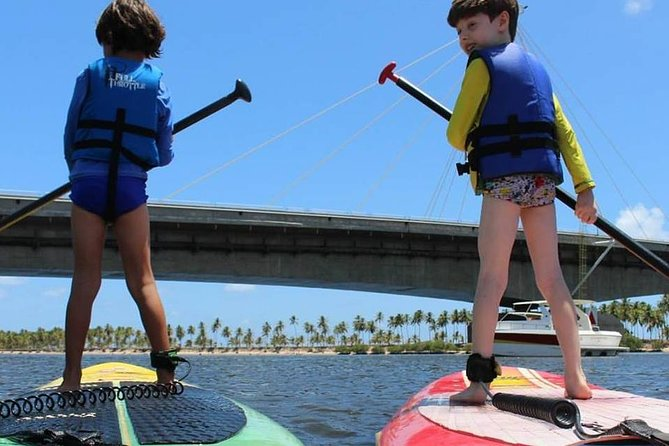 Stand up Paddle in Jaboatão River from Recife