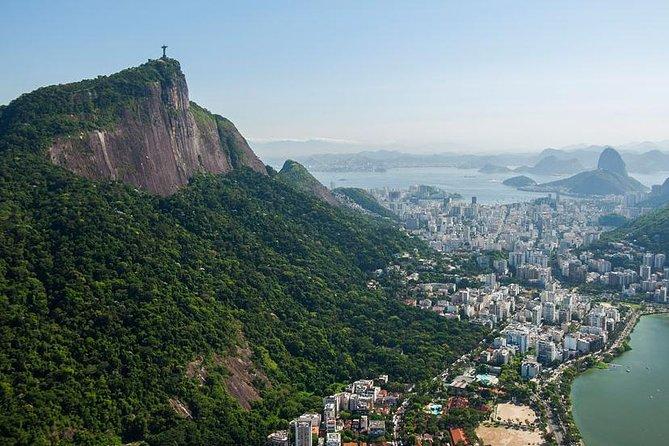 Christ the Redeemer Statue Shared Hiking Tour in Rio de Janeiro