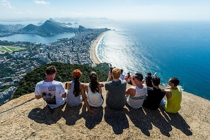Dois Irmãos Hiking and Favela Tour in Rio de Janeiro Image