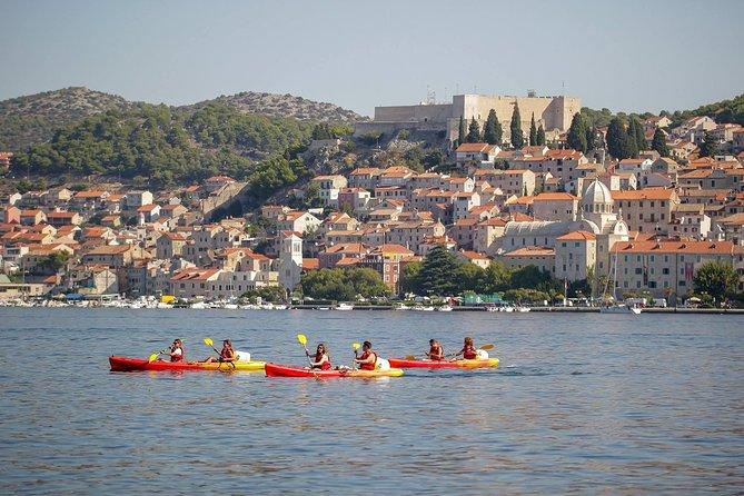 Hidden Šibenik - Kayaking
