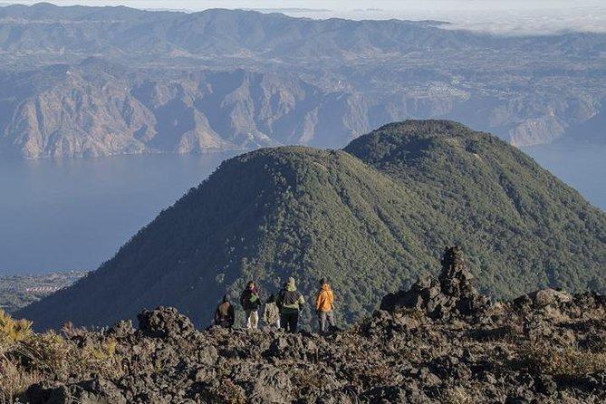 Hike to Tolimán Volcano