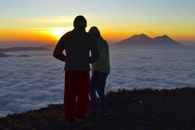 One Day Hike - Atitlán Volcano