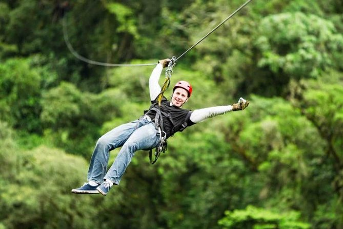 Get fun with an Adventure Tour - Zip Line (Canopy) photo 1