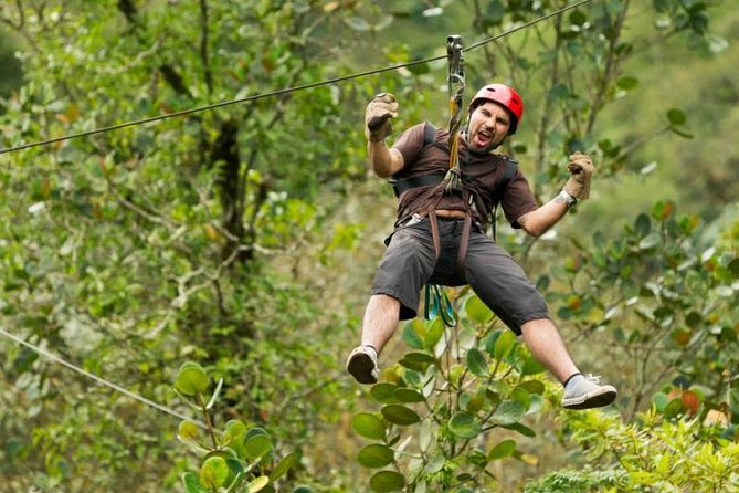 Get fun with an Adventure Tour - Zip Line (Canopy) photo 2