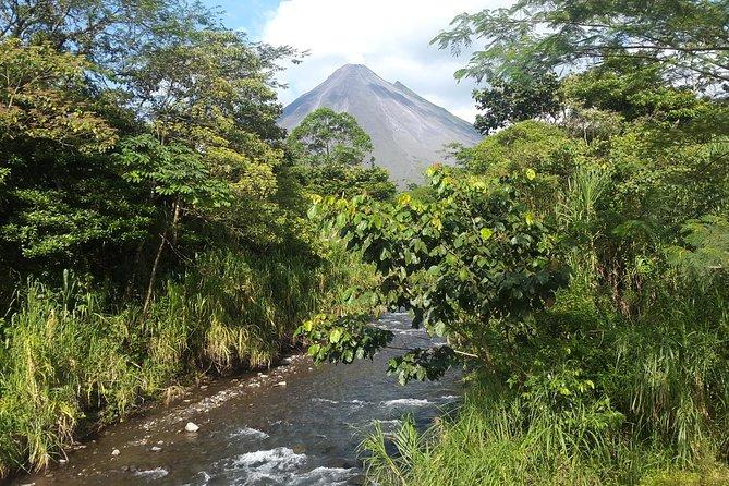 Volcano Hike in La Fortuna