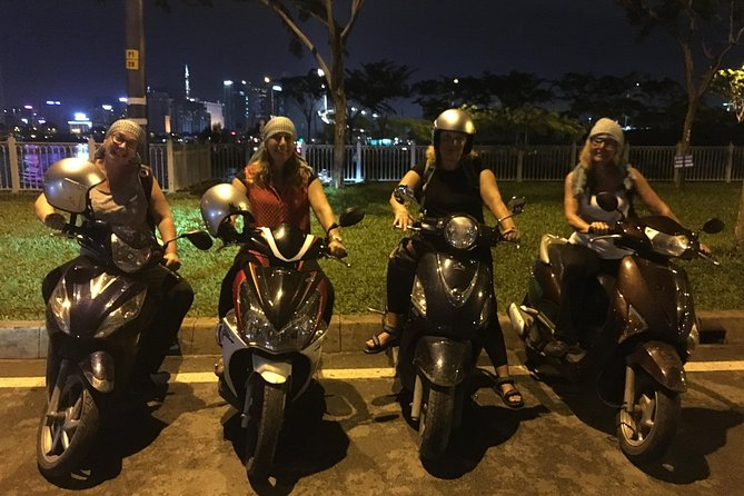 Discover Saigon's nightlife and Food Taste by Scooter photo 3