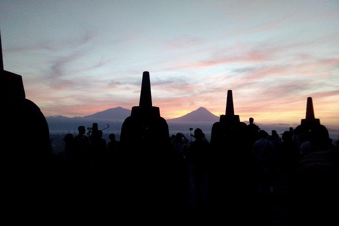 Borobudur Sunrise and River Tubing