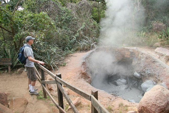 Volcano Hike, Waterfall Swim & Hot Springs Combo on Rincon de la Vieja