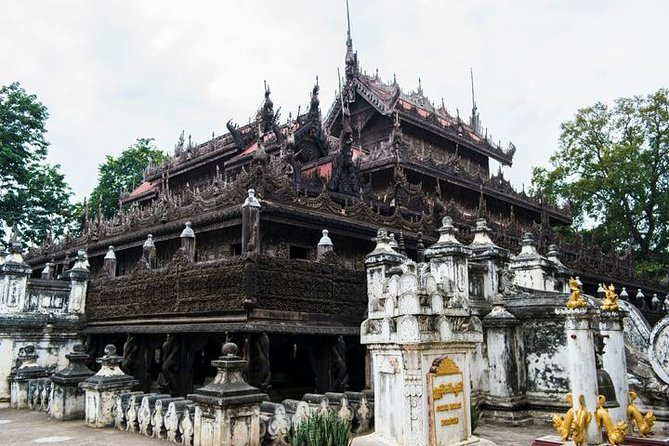 Full Day Excursion i Mandalay