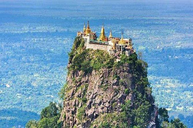 Mount Popa Day Return Tour