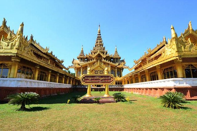 Day return tour to Bago from Yangon