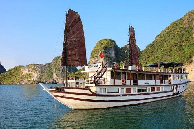 Bai Tu Long Bay Cruise Fra Hanoi Inkluderet transfer, kajak, hul, måltider, alle gebyrer