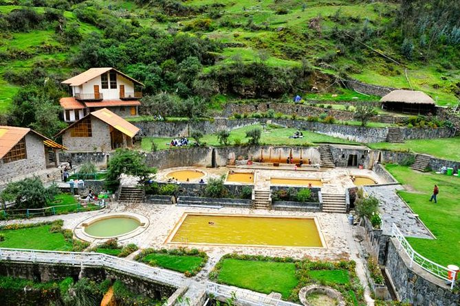 Inca Hot Springs tour from Cusco with Lunch
