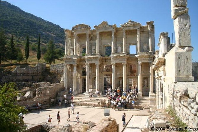 Private Ephesus and The House of Virgin Mary Tour from Kusadasi