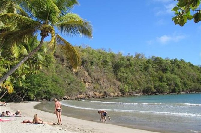 Private Grenada Island and Beach Tour