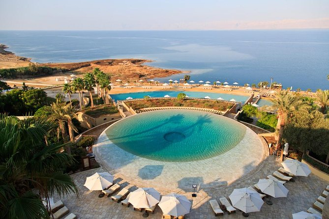 Six-Hour Private Madaba and Dead Sea Tour from Amman