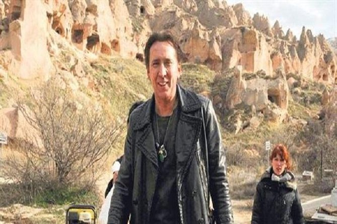 Private Tour: Hollywood world in Cappadocia