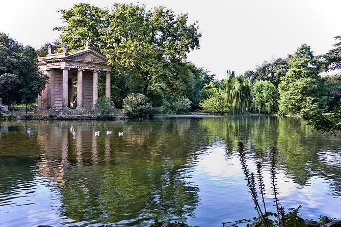 Villa Borghese Tour And Picnic Rome Italy Lonely Planet