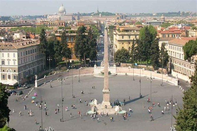 Walking tour: Rome and its Obelisks