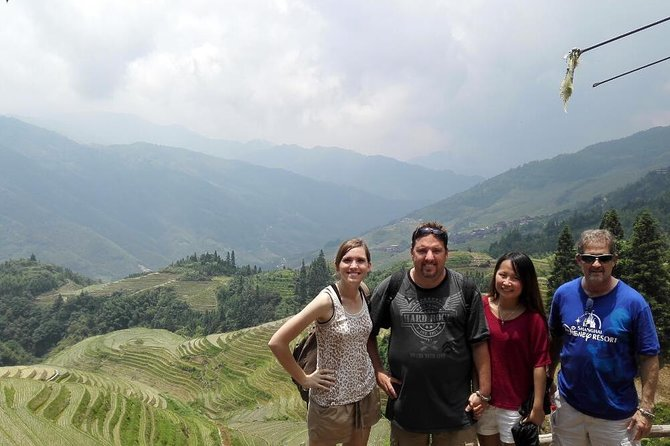 Rice Terraces and Minority Village Tour in Guilin