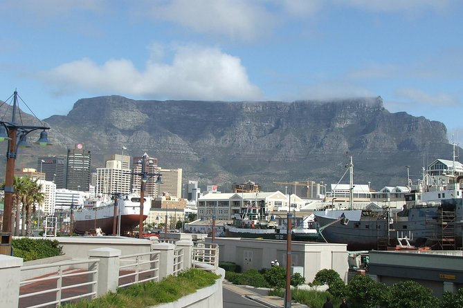 Private Full Day Cape Town City Bowl and Table MountainTour.