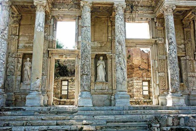 Full-Day Ephesus Group Tour from Kusadasi Hotels