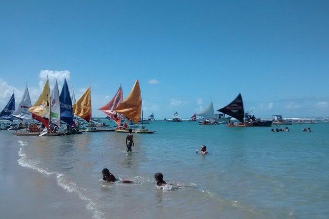Viagem diurna para Porto de Galinhas saindo de Recife