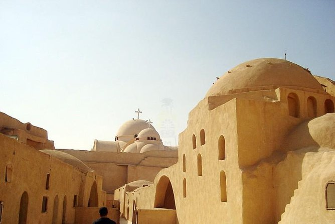 Private Day tour to Wadi Natrun From Cairo