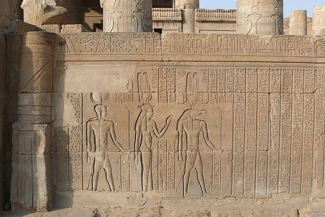 Private day trip to Edfu and Kom-Ombo from Luxor with Guide photo 3