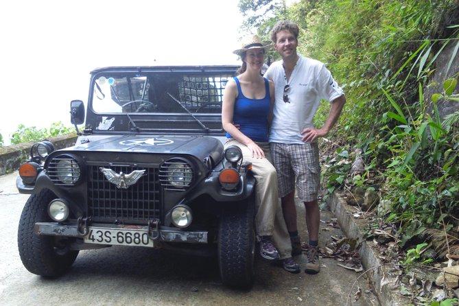 Full-Day Panoramic Da Nang Tour by Jeep