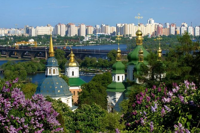 Small-Group Sightseeing Driving Tour of Kiev - Best Introduction to the City photo 1