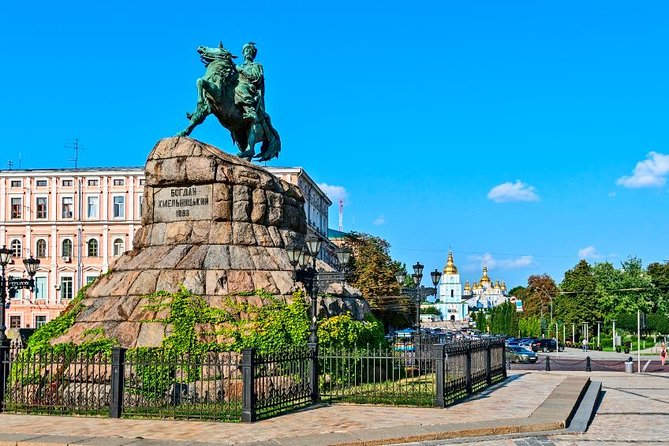 Small-Group Sightseeing Driving Tour of Kiev - Best Introduction to the City photo 7