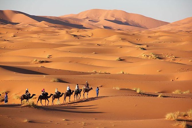 3 Day Marrakech to Merzouga Erg Chebbi Desert Tour