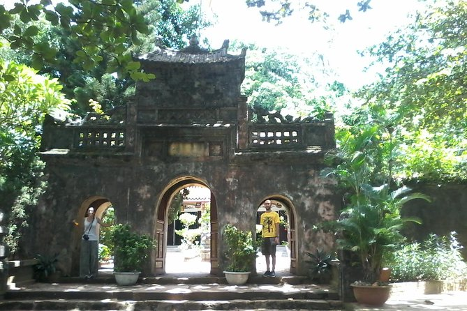 Da Nang day tour of Marble mountains, traditional sites and Hoian ancient town