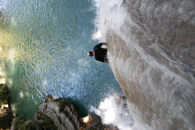 Ocho Rios Shore Excursion: Private Blue Hole Tour