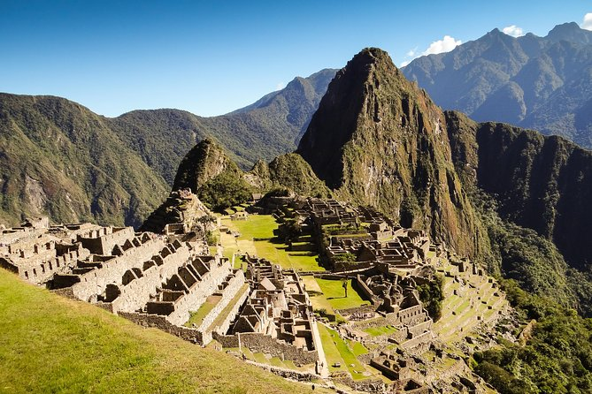 Day Trip to Machu Picchu by Train