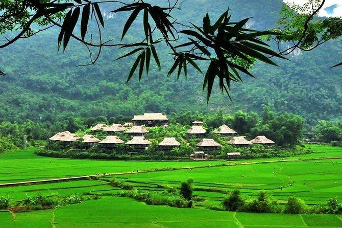 Mai Chau Pu Luong 3 days 2 nights trekking