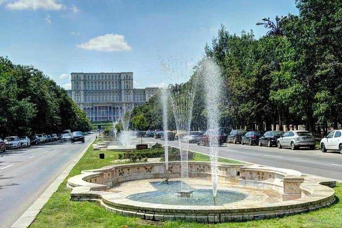 Communist Bucharest Tour Small Group