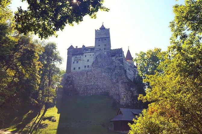 Mysterious Dracula Castle