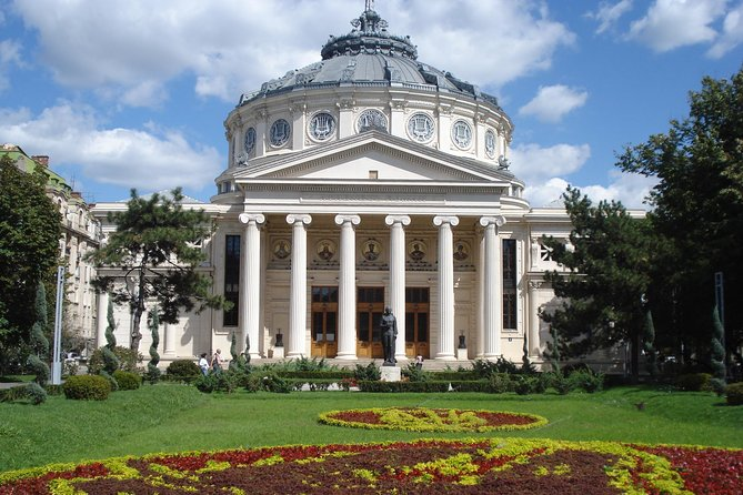 Best of Bucharest 3 hours Tour Small Group