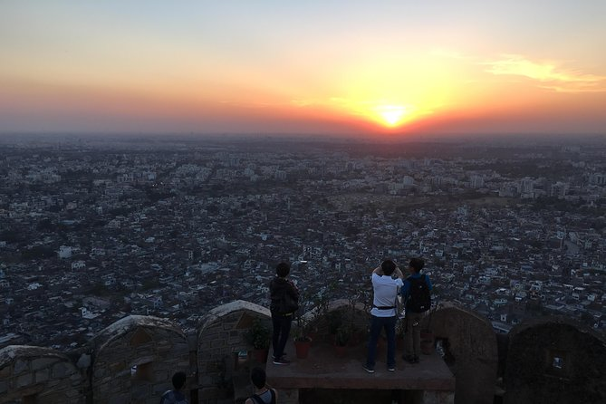 Private Night Sightseeing Tour of Jaipur