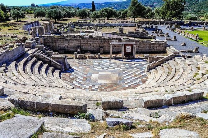 Private Day Trip to Ancient Messene from Kalamata (Price per Group)