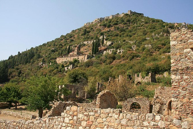 Day Trip to Mystras from Kalamata