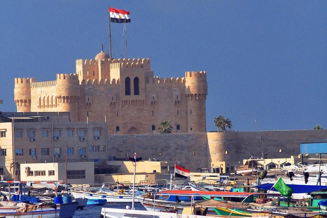 Full-Day Tour to Alexandria from Cairo with Lunch